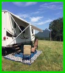 Slide Out Awnings For Travel Trailers Kz Spree Ultra Lite Rvs For Sale