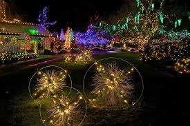 garden of lights hours what to expect at the vandusen festival of lights