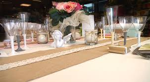 d co mariage vintage décoration de table de mariage retro chic mariage vintage