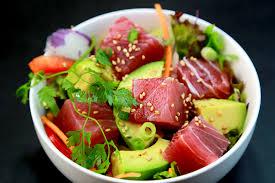 hawaiian poke raw fish trend at brine oceana sweetfin bravo tv