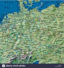 Germany Map Europe by Map Maps Europe Netherland Belgium Germany Austria Poland Stock