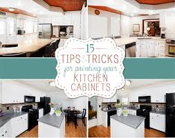 easiest way to paint kitchen cabinets tips and tricks for painting kitchen cabinets how to nest for less