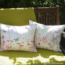 coussins originaux canapé coussins de créateur fabriqués en coloris émotifs