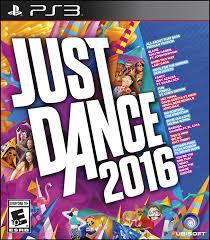 amazon black friday ps3 amazon com just dance 2016 playstation 3 ubisoft video games