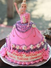 cara membuat hiasan kue ulang tahun anak resep dan cara menghias kue tart barbie ulang tahun my god is one