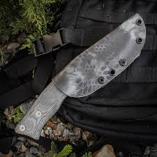obsidian kitchen knives dawson knives custom red river skinner fixed 4 25