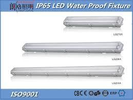 Ter Proof Light Fixtures 1 2 Meter Ip65 T8 Tri Proof Linear Light Fixture Tuv En 60598 2 24