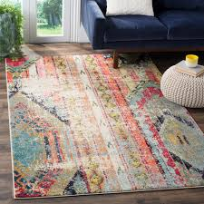 Best Discount Home Decor Websites by Safavieh Monaco Vintage Bohemian Multicolored Rug 9 U0027 X 12