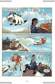 avatar airbender lost adventures 1 gogomanga