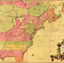French And Indian War Map Siebenjähriger Krieg Mit B Waffen Wollten Briten Die Indianer