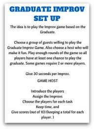 printable drinking games for adults the best graduation party games