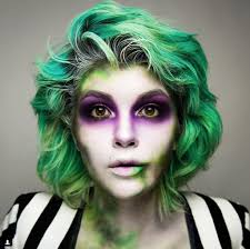 halloween makeup ideas 2017 beetlejuice halloween makeup ideas popsugar beauty