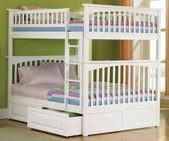 cool furniture for kid bedroom decoration using white wood storage