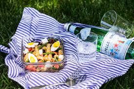 classic pasta salad nicoise pasta salad for a summer picnic mon petit four