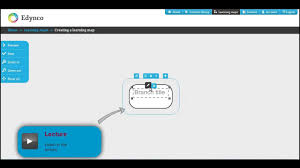 Dynamic Learning Maps How To Create A Learning Map With Edynco Youtube