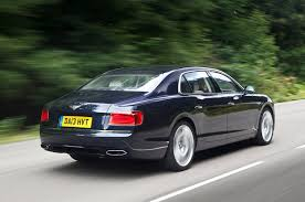 bentley flying spur exterior bentley flying spur review 2018 autocar
