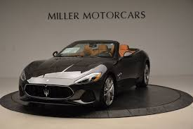 new maserati coupe 2018 maserati granturismo sport stock w540 for sale near