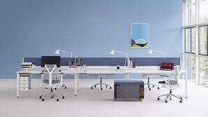 Herman Miller Reception Desk Sense Desk Bench Desks Herman Miller