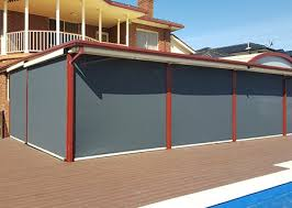 Track Guided Outdoor Blinds Outdoor Blinds Melbourne Best Outdoor Blinds Company In Melbourne