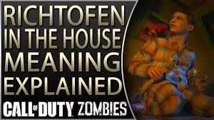 In House Meaning by Richtofen Already In The House Meaning Explained Eddie And