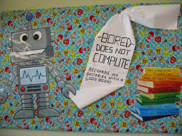 library decoration ideas 23 best robot classroom library decorations images on pinterest