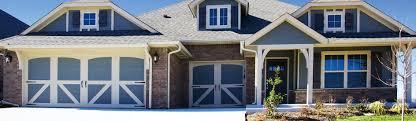 Door House by Carriage House Steel Garage Doors 6600