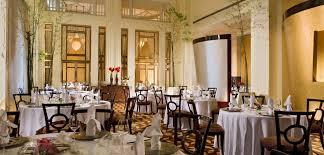 interior of the jade restaurant inside the fullerton hotel