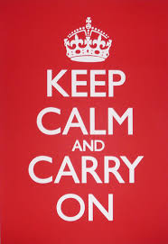 Keep Calm And Meme - popularity of keep calm meme tribunedigital chicagotribune