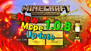 minecraft edition pocket apk minecraft pocket edition 1 0 8 official apk mcpe 1 0 8