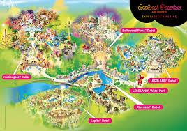 Dubai On A Map Dubai Parks And Resorts To Open Legoland Dubai And Riverland Dubai