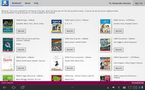 pearson etext for android android apps on google play