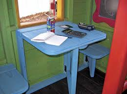 Drop Leaf Table For Small Spaces Barbara Butler Play Structure Slide Show Extraordinary Play