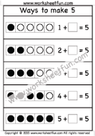 addition u2013 sums up to 5 free printable worksheets u2013 worksheetfun