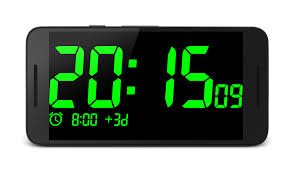 Cool Digital Clocks by Big Digital Clock Android Apps On Google Play