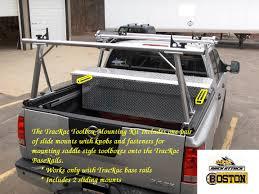 nissan titan kayak rack 2008 nissan titan u2013 trackrac sliding baserail upright system with