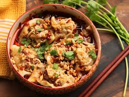 how to make sichuan style wontons in chili oil serious eats