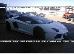 insurance for a lamborghini aventador salvage 2013 lamborghini aventador coupe for sale certificate of