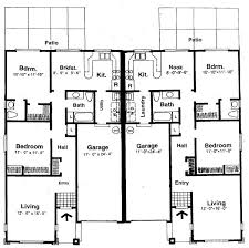 House Plans For Patio Homes Amazing Patio House Plans 2 Brilliant Patio Home Designs Home
