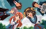 SOS Brigade - The Melancholy of Haruhi Suzumiya Picture