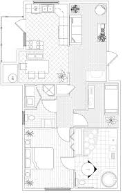 Floor Plan For A House This Is The Floor Plan For A Barrier Free Project We Had To Make