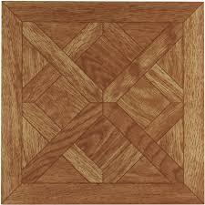 tivoli parquet oak 12x12 self adhesive vinyl floor tile