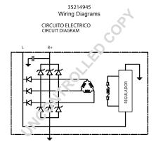 35214945 alternator product details prestolite leece neville