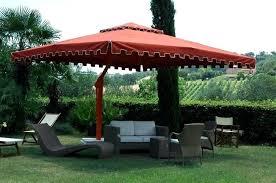 Patio Umbrellas Cantilever Enchanting Bamboo Cantilever Umbrella Patio Umbrellas Furniture T