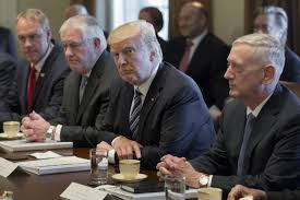 How Many Cabinet Positions Are There Trump Aides Monitor Loyalty Of Cabinet Secretaries Report