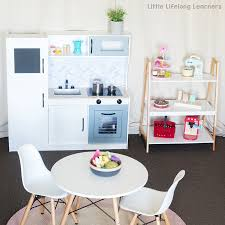 play kitchen ideas kmart kitchen hack for lifelong learners