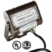Outdoor Led Flood Lighting - led flood light 150w outdoor led luminaire yoke mount dlc