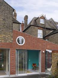 sanderson house extension to a victorian house in the form of a fox