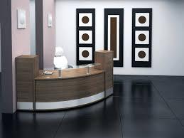 Gray Reception Desk Modern Office Furniture Reception Desk U2013 Netztor Me