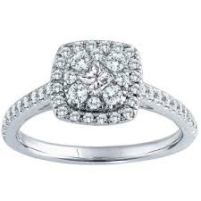 jcpenney wedding rings engagement rings polyvore