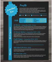 Graphic Resume Templates Creative Resume Template U2013 81 Free Samples Examples Format